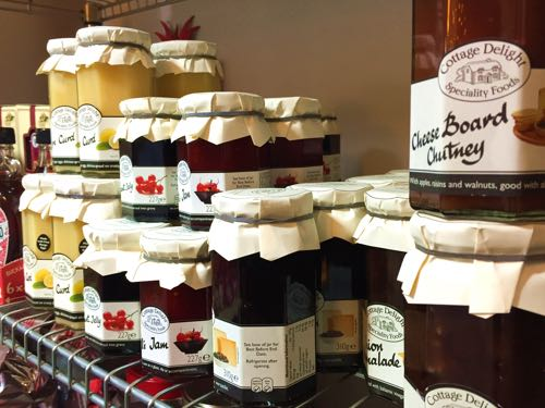 Conserves, Jams, Pickles and Chutneys