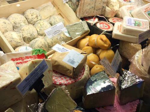 The finest cheeses from across Europe